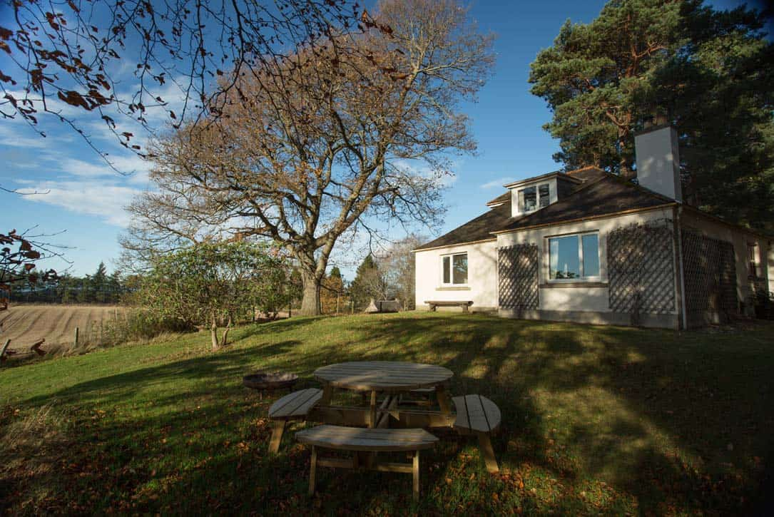 White Cottage at Blackhills Estate