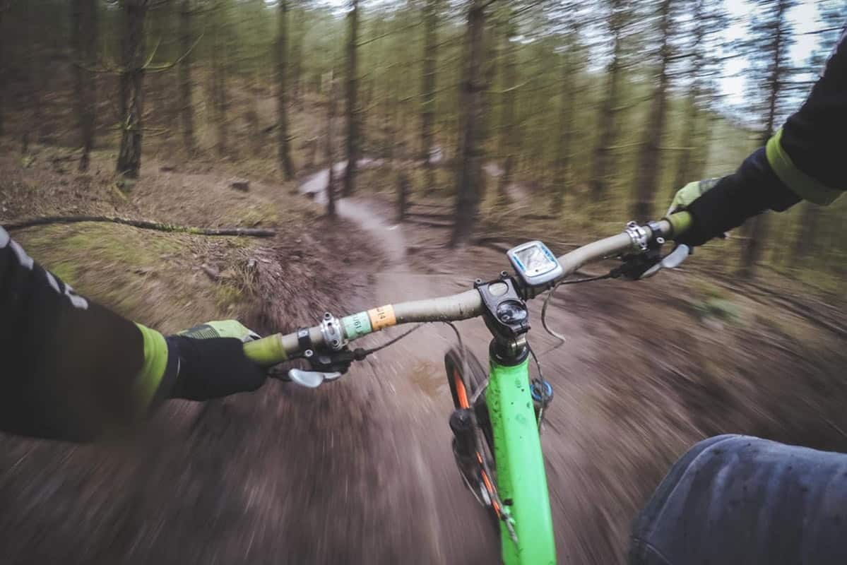 The northeast of Scotland has some of the best mountain biking trails in the UK.