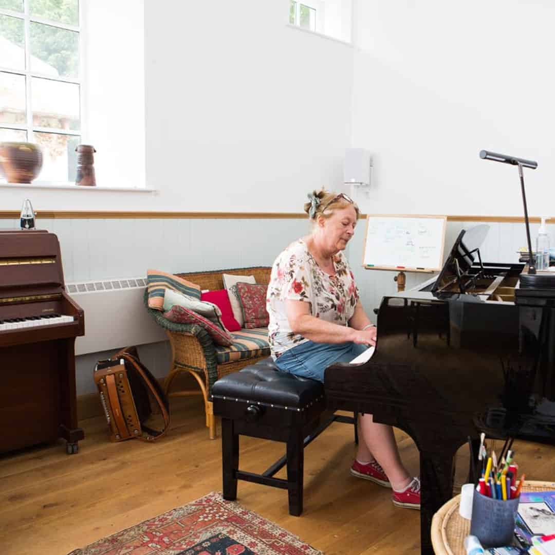 Music Lessons with Steph Christie at Blackhills Estate.