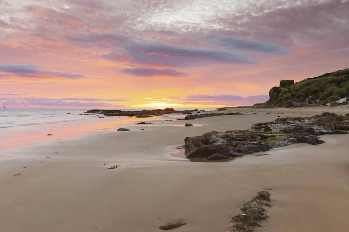 Covesea Beach Moray