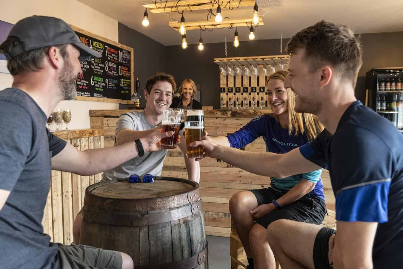 Windswept Brewing Company